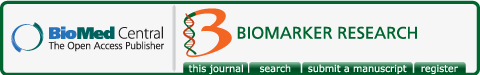 Logo of biomarkerres