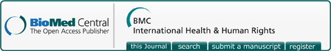 Logo of bmcihhr