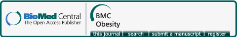 Logo of bmcobesity